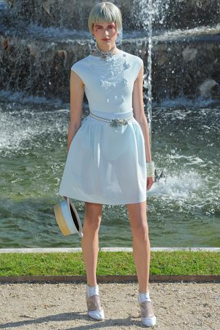 Pokaz Chanel 2012