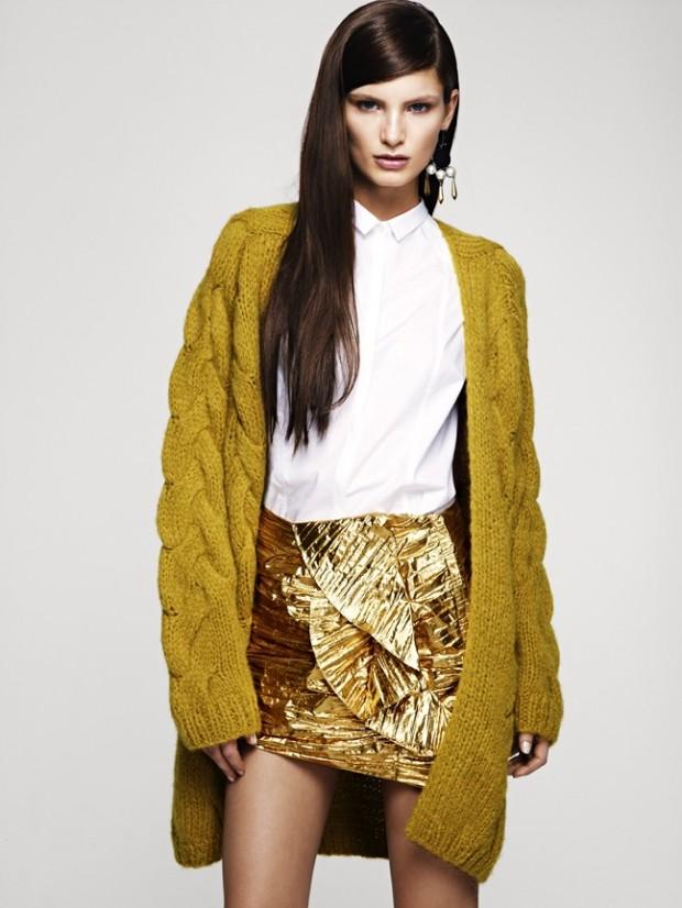 Jesienny Look Book H&M 2012