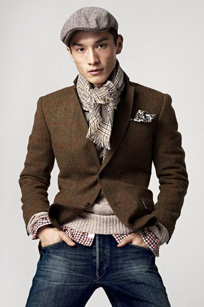 H&M dla mężczyzn na jesień 2012
