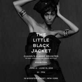 The Little Black Jacket – wystawa stworzona przez Karl Lagerfeld i Carine Roitfeld