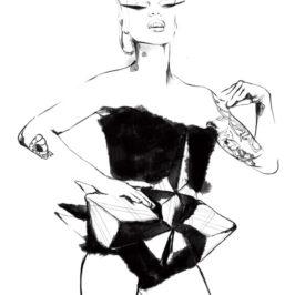 Spiros Halaris – ilustrator mody