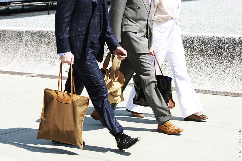 Mężczyźni i ich torby….