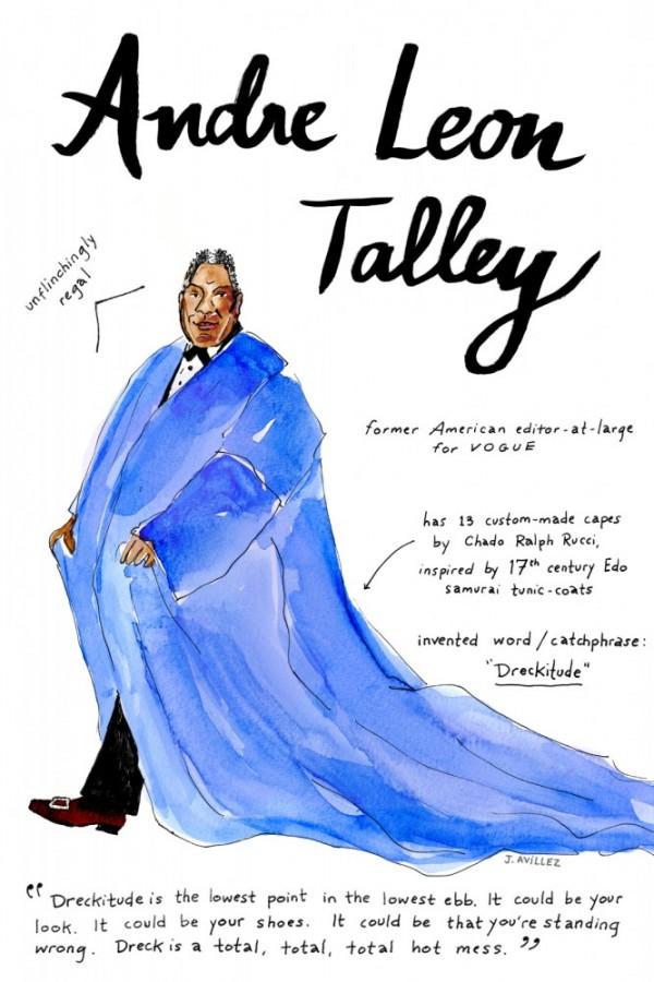 Ikony mody – ilustracje Joana Avillez