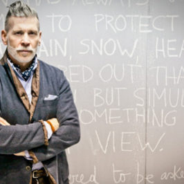 Who is… Nick Wooster