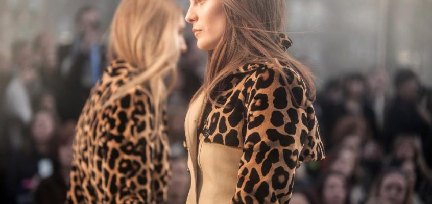 Burberry Prorsum Womenswear Autumn/Winter 2013