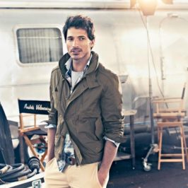 Andrés Velencoso for H.E. by MANGO