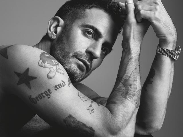 Marc Jacobs's big screen debut