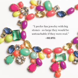 J.Crew S/S 2013 Jewelry Collection