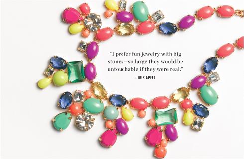 J.Crew S/S 2013 Jewelry Collection