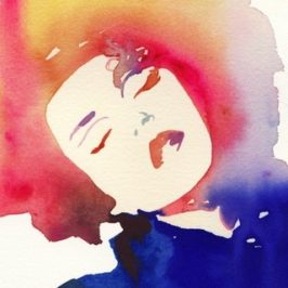 Cate Parr – Watercolor Fashion Illustrations