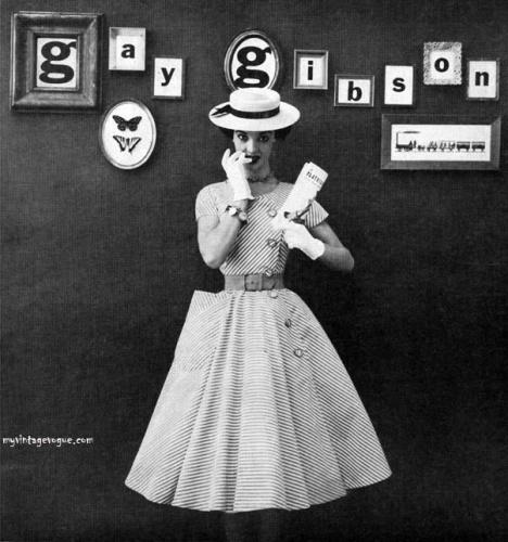 1952 Gay Gibson