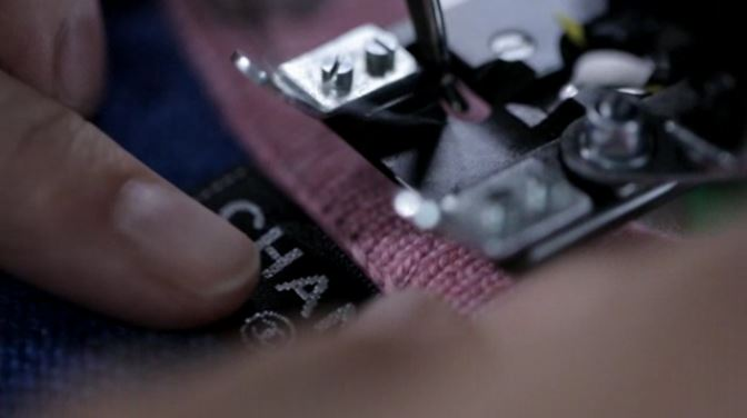 Chanel Bi-Color Cardigan – MAKING OF