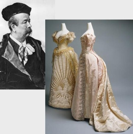 Fashion history – Charles Frederick Worth