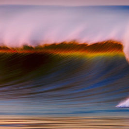 David Orias and his waves