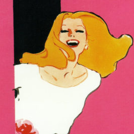 René Gruau – the greatest fashion illustrator of all time