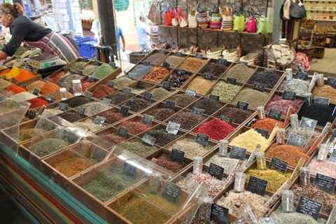 Provencal Market –  Antibe, France