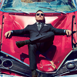Bryan Cranston's GQ Shoot