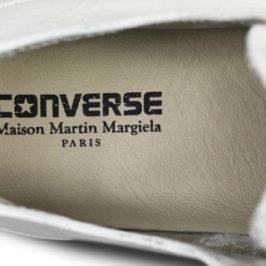 Converse and Maison Martin Margiela Colaboration