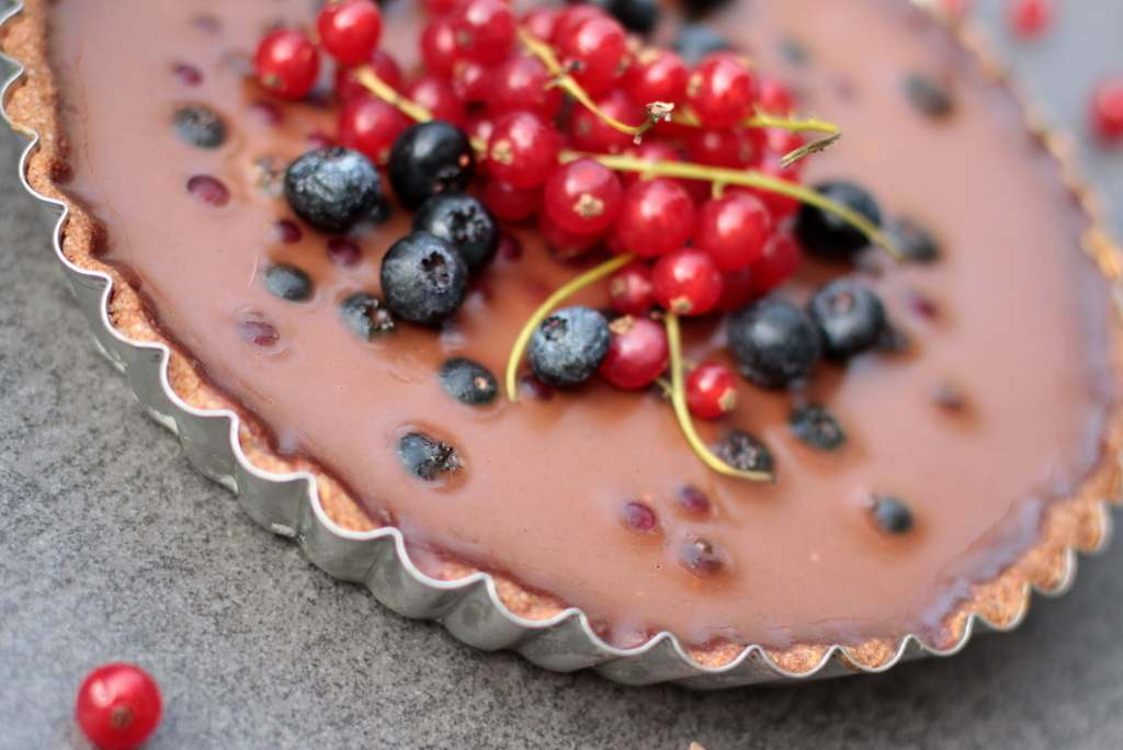 chocolate tart 002