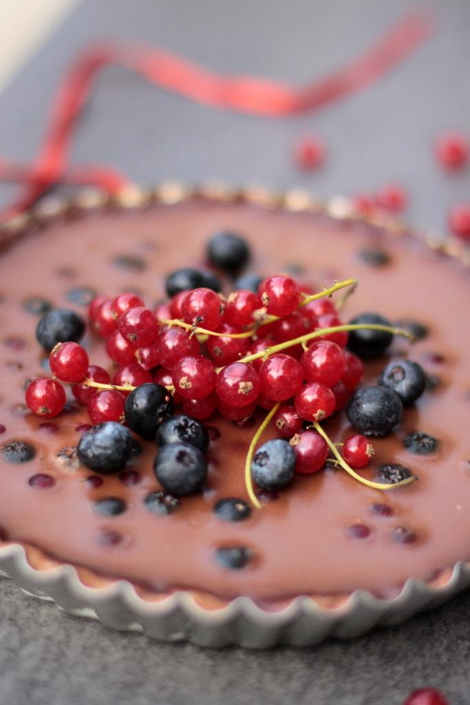 chocolate tart 003