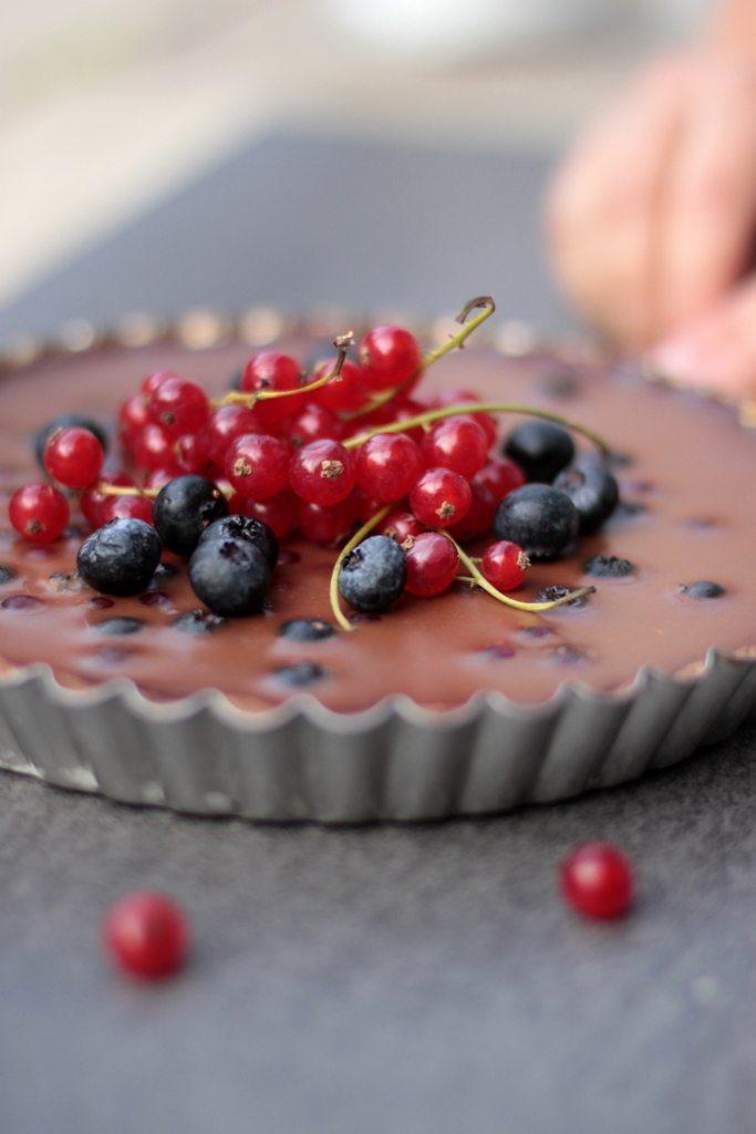 chocolate tart 005