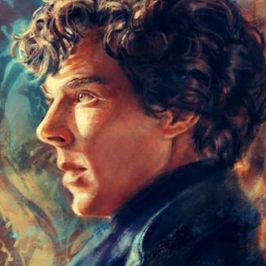 Sherlock Holmes by Alice X Zhang