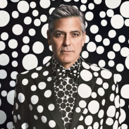 George Clooney for W Magazine  – photography by Emma Summerton