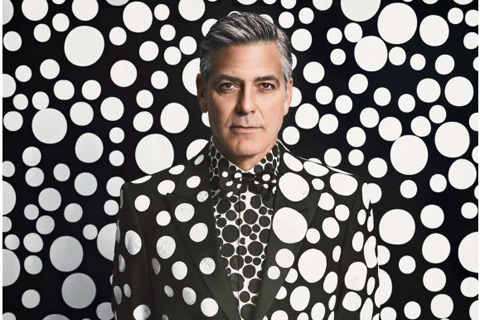 7c45b8735c3e George Clooney for W Magazine - photography by Emma Summerton