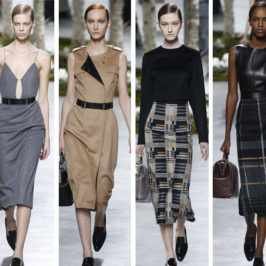 professional women by Hugo Boss Fall 2014