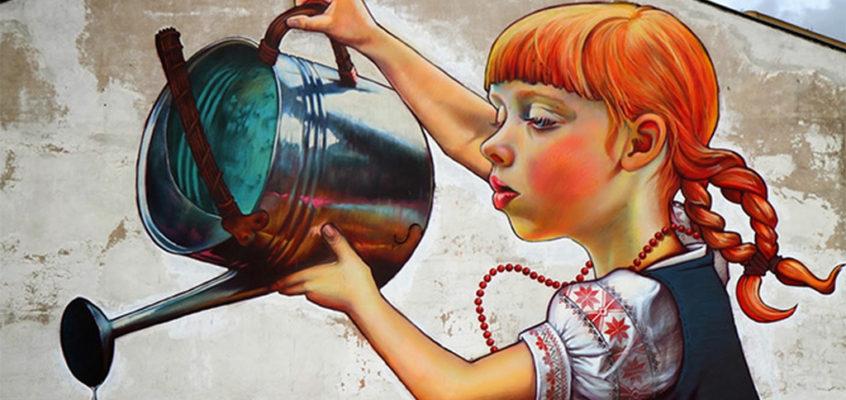 street art – Natalia Rak