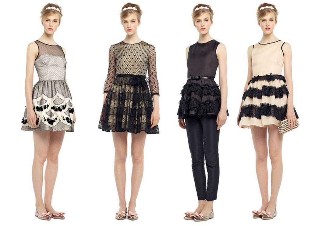 red valentino springsummer pre collection 2014