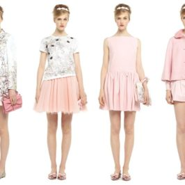 Red Valentino – spring/summer pre collection  2014