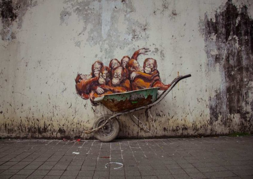 street art – Ernest Zacharevic