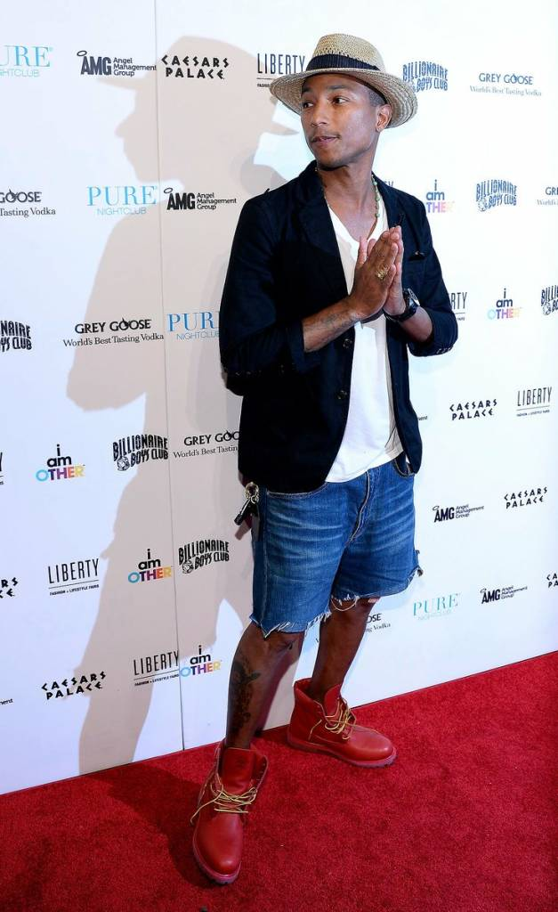 pharrell williams fashion 2014 wwwpixsharkcom images