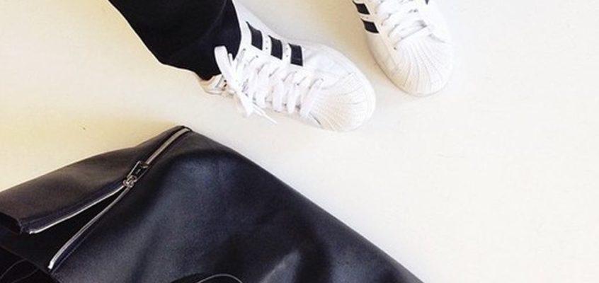 Black and White chic