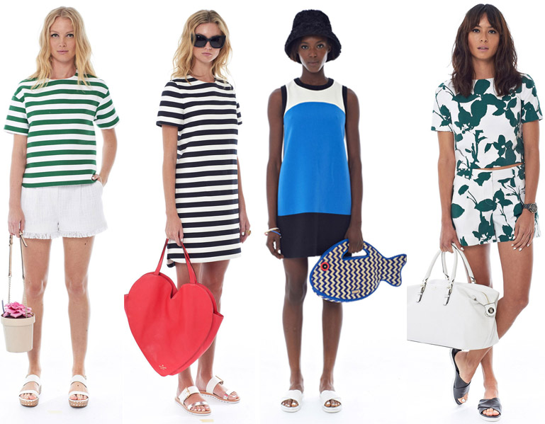 Kate Spade New York spring/summer 2015