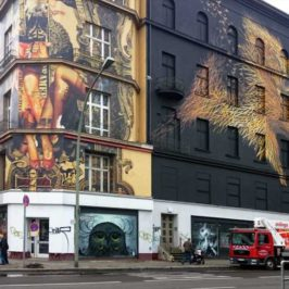 DALeast – new piece in Berlin, Germany