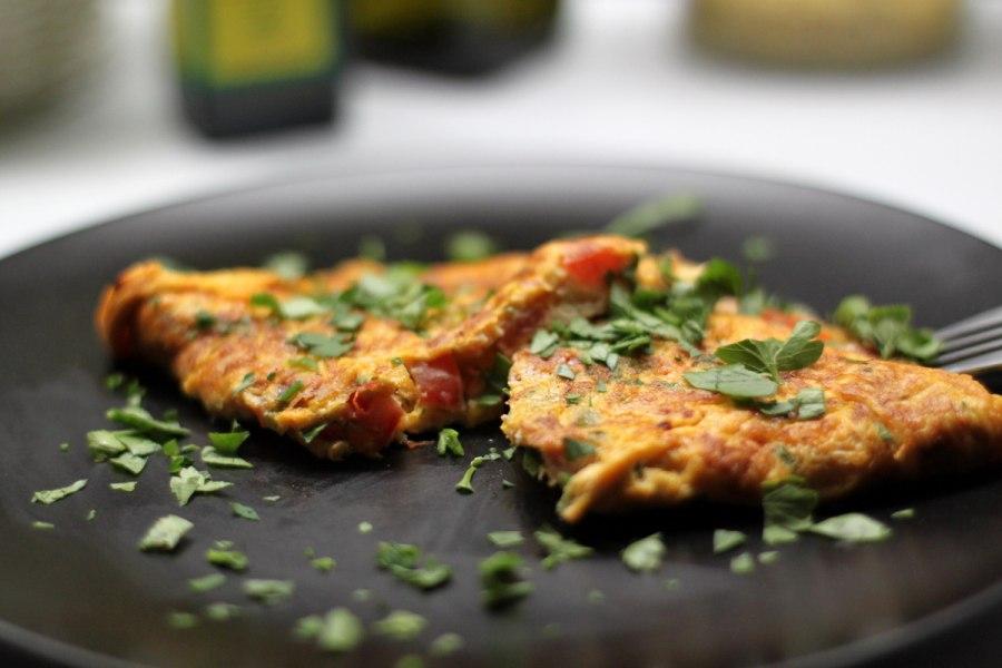 Omelette 01