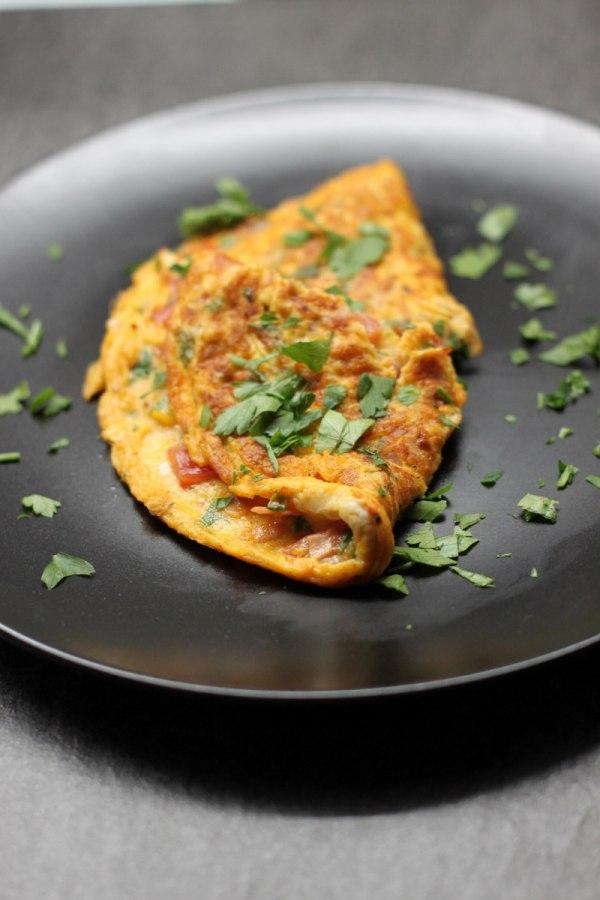 Omelette 05