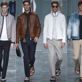 Fendi Menswear Spring/Summer 2015