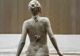 Sculptures Of People by Peter Demetz