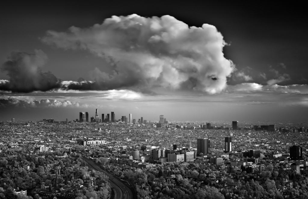 INTELLIGENT LIFE MAGAZINE JULY / AUGUST 2012 Photo Essay Los Angeles by Mitch Dobrowner from his Urban series