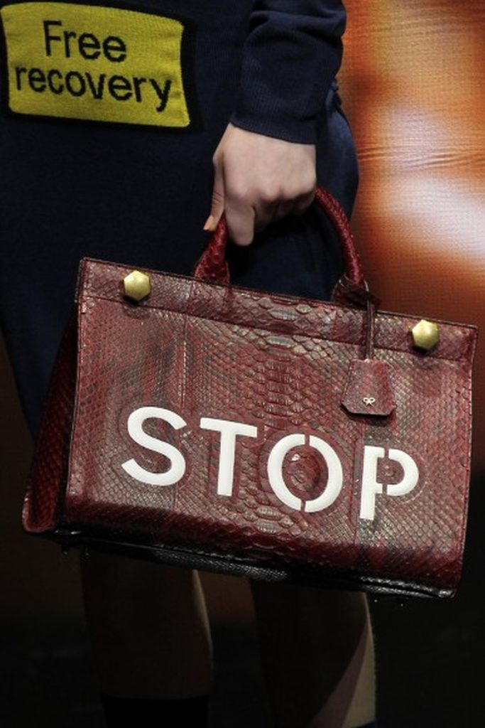 Anya Hindmarch Fall 2015 06