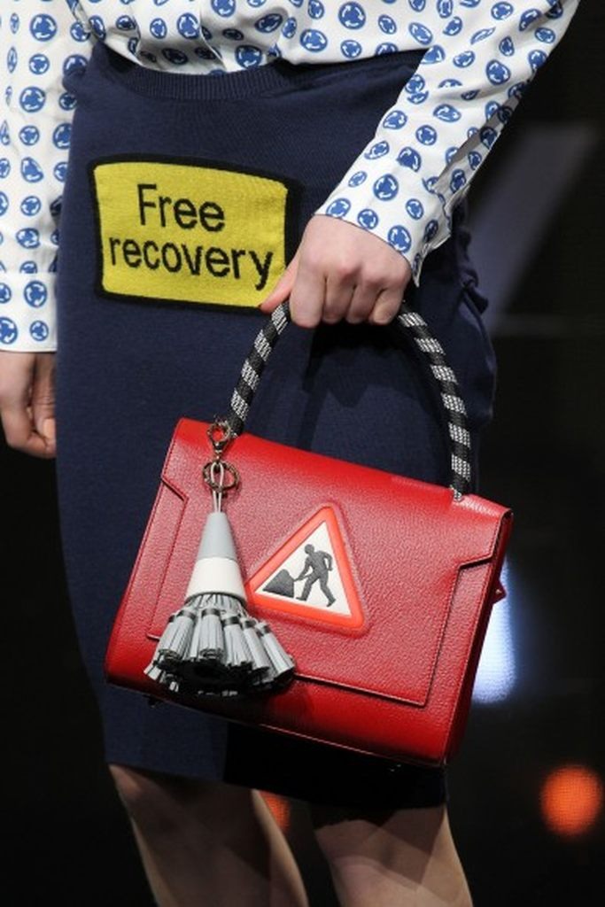 Anya Hindmarch Fall 2015 12