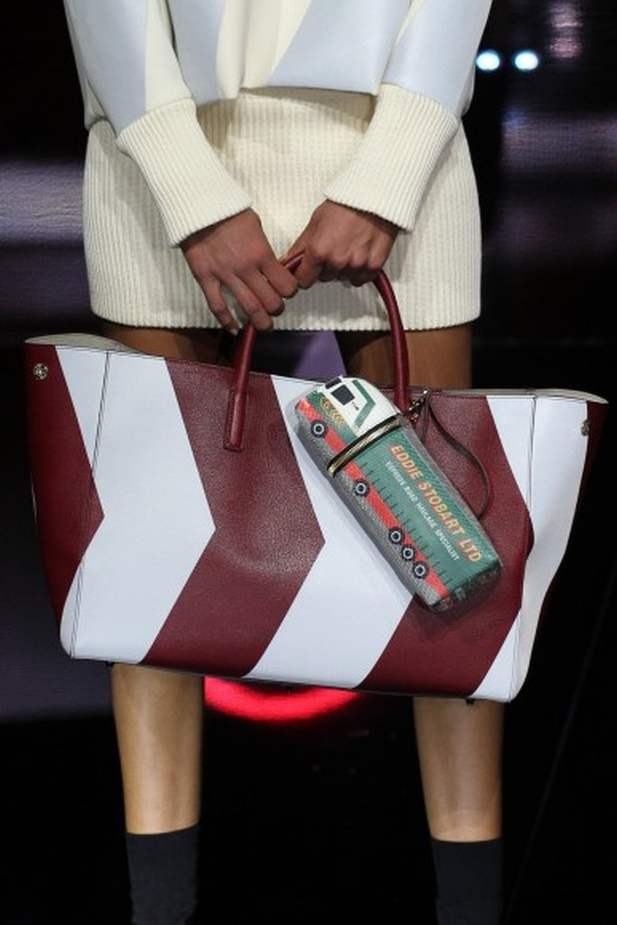 Anya Hindmarch Fall 2015 16