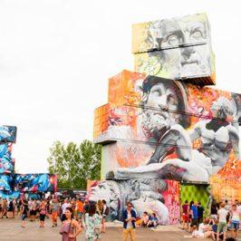 street art by Pichi & Avo