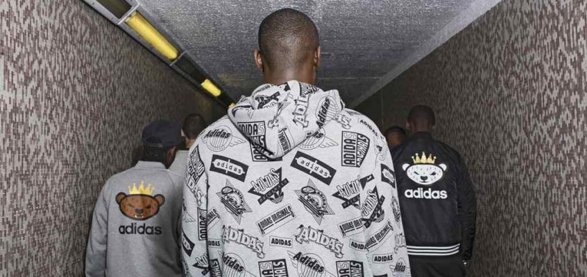 Stormzy Stars in the Adidas Originals by NIGO Fall/Winter 2015 Lookbook