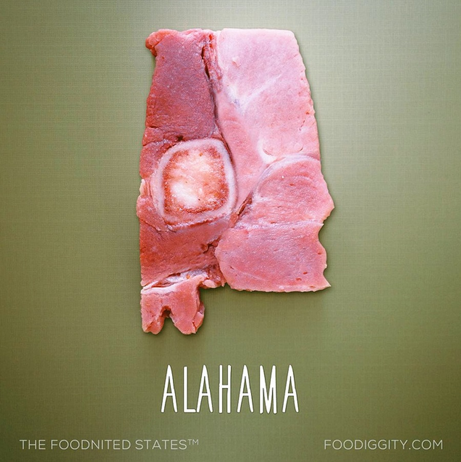 The Foodnited States Of America 40