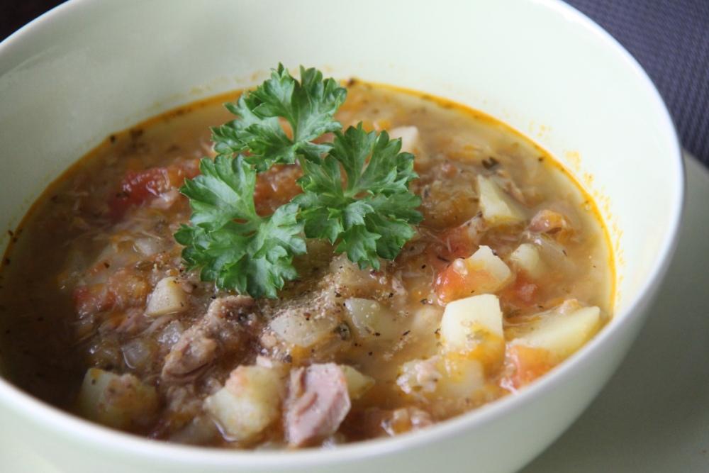 Tuna soup 01