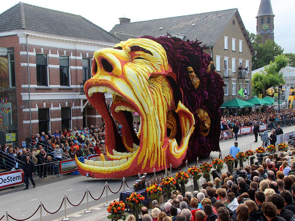 flower parade Netherlands 07